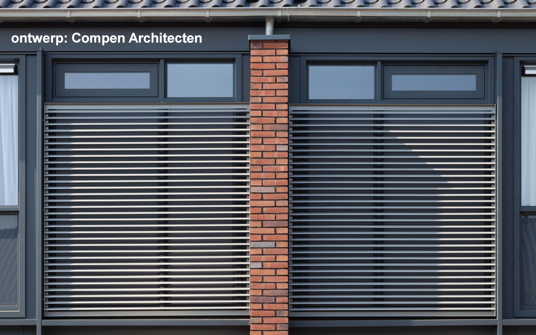 Bas Gijselhart: ontwerp Compen Architecten