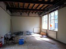 sloopwerk plafonds in uitvoering