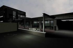transformatie gebouw KUBUS gaat beginnen!