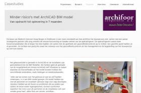 nieuwsbrief ArchiCAD